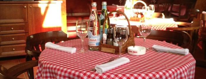 Mama Roma is one of Любимые рестораны.