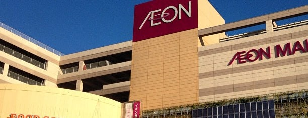 AEON Mall is one of whatwhat_i_do.