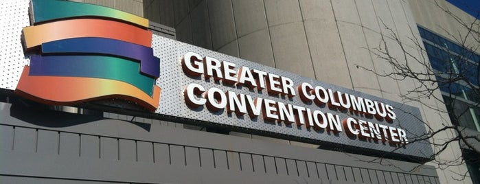 Greater Columbus Convention Center is one of Ohio's Newest Adventures in 2013!.