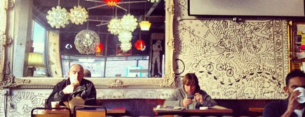 Goswell Road Coffee is one of Best Coffices in London.