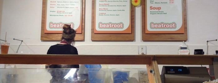 Beatroot Vegetarian Café is one of 2 do list # 2.