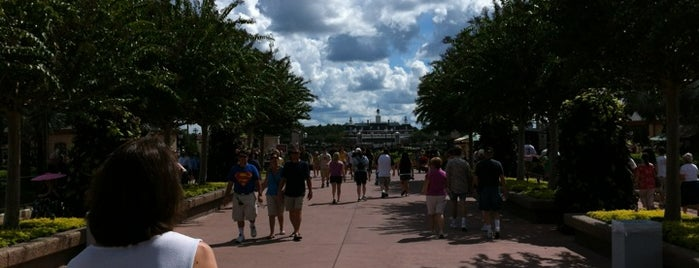 Port of Entry is one of Walt Disney World - Epcot.