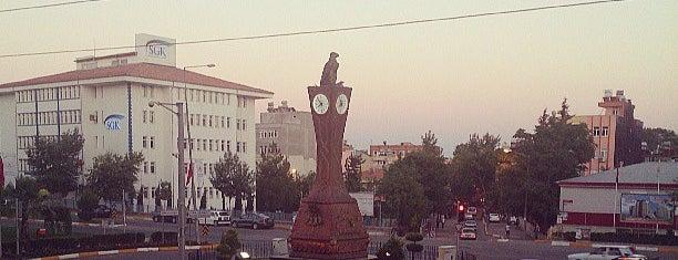 Adıyaman is one of Türkiye'nin İlleri.