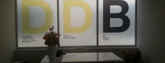 Grupo DDB Latina is one of Empresas Colombia.