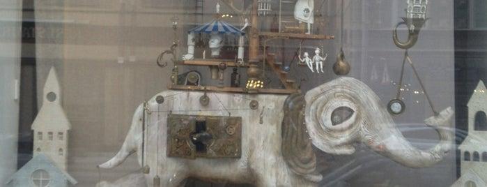 Большой театр кукол is one of Места для посещения с детьми СПБ.