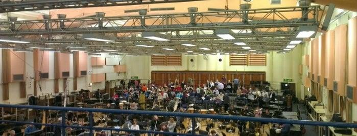 BBC Maida Vale Studios is one of BBC Locations!.