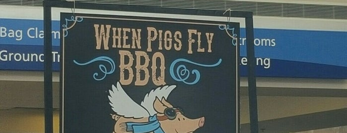When Pigs Fly BBQ is one of Food.