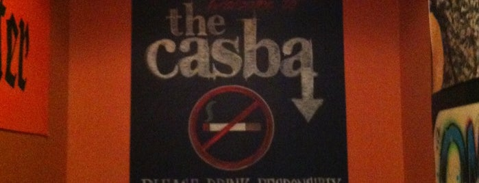 Casba is one of 300 Days of Indy.