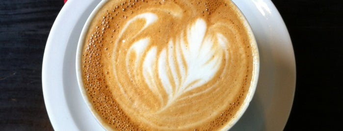 Calvin Fletcher's Coffee Company is one of 300 Days of Indy.