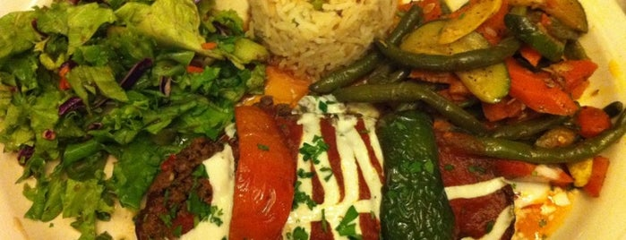 Bosphorus Istanbul Cafe is one of 300 Days of Indy.