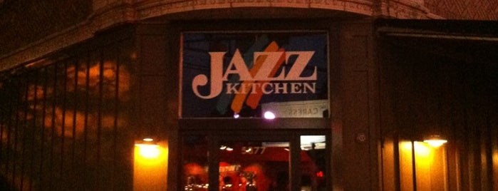 Jazz Kitchen is one of 300 Days of Indy.