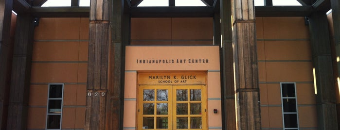 Indianapolis Art Center is one of 300 Days of Indy.
