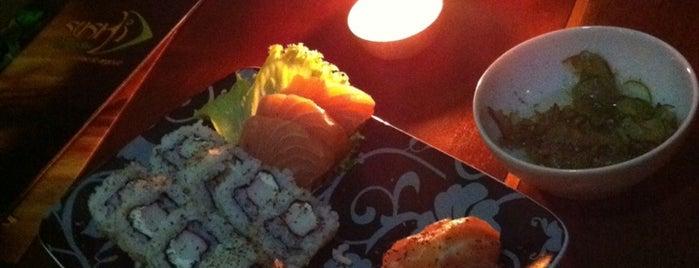 Sushi do Edu is one of Sushi Work Place.