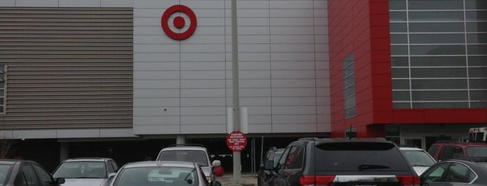 Target is one of Places I Visit : Atlanta.