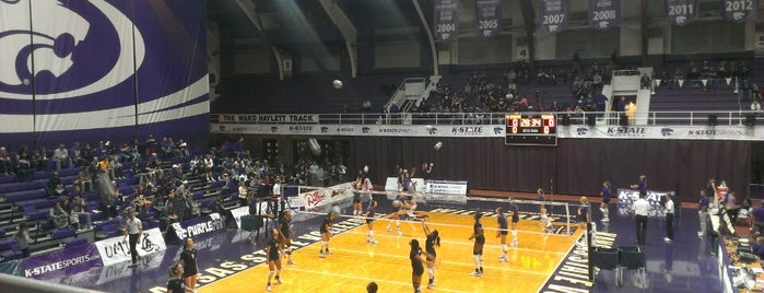 Ahearn Field House is one of Sports Venues I've Worked At.
