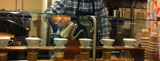 Vigilante Coffee is one of dc drinks + food + coffee.