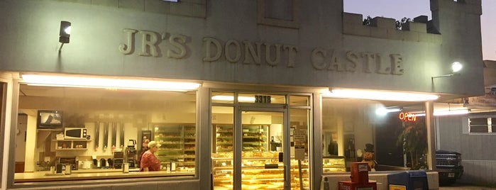 JR's Donut Castle is one of Wild and Wonderful West Virginia.