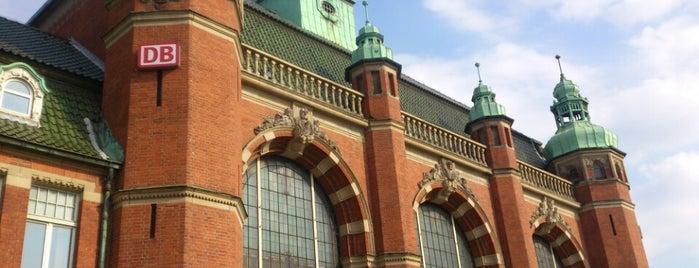 Lübeck Hauptbahnhof is one of Bahnhöfe Deutschland.