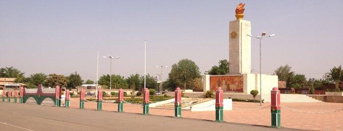 Ouagadougou is one of World Capitals.