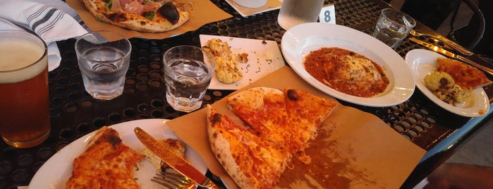 Pizza Romana is one of LA Food to try.