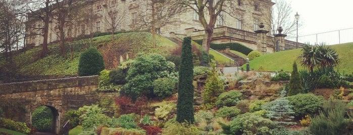 Nottingham Castle is one of #UK.