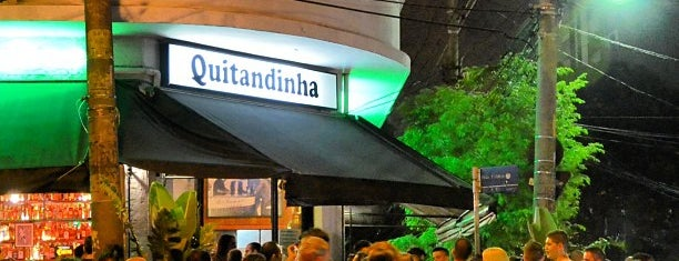 Quitandinha is one of Bons Drink in Sampa.