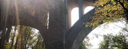 Paulinskill Viaduct is one of NJ To Do.