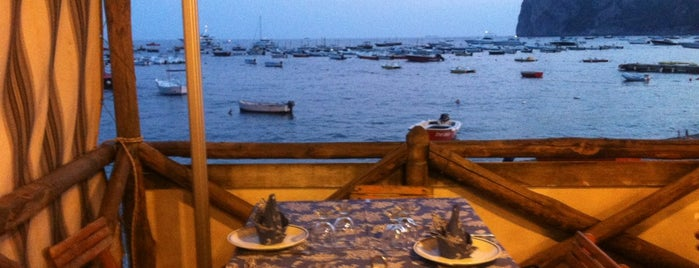 Ristorante Maria Grazia is one of Amalfi Coast, Italy.