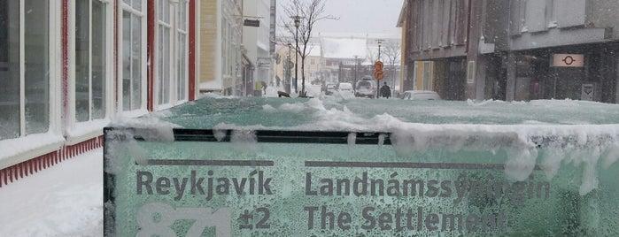 Reykjavík 871±2 is one of Wanderlust 2013.