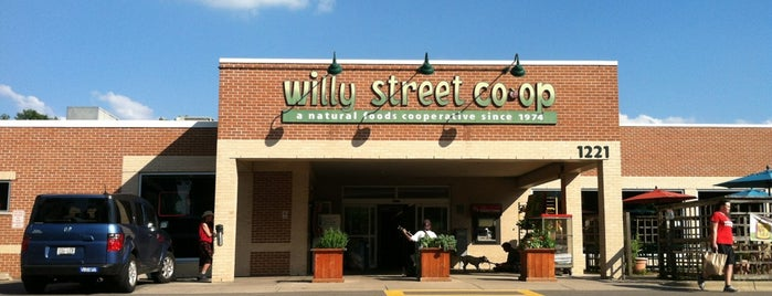 Willy Street Co-op is one of The 15 Best Places for a Healthy Food in Madison.