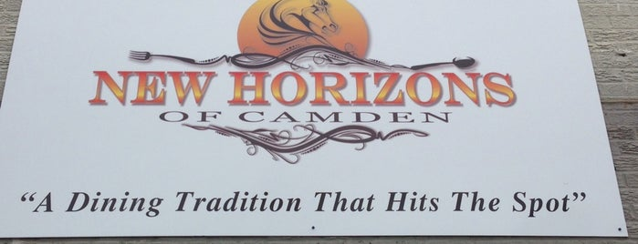 New Horizons Restaurant is one of South Carolina Barbecue Trail - Part 1.