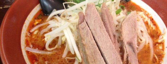 誠屋 八幡山本店 is one of 兎に角ラーメン食べる.