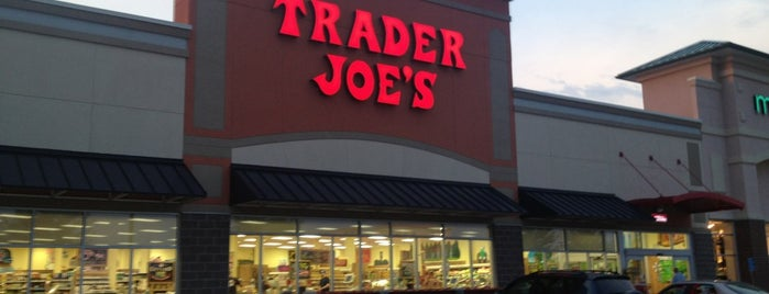 Trader Joe's is one of Vegetarian and Veggie Friendly.