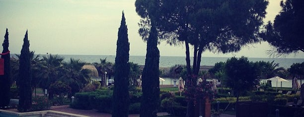 Gloria Serenity Resort is one of Oteller.