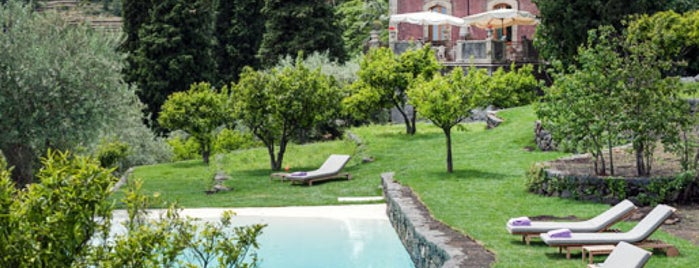 Monaci delle Terre Nere is one of Favoriete hotels.