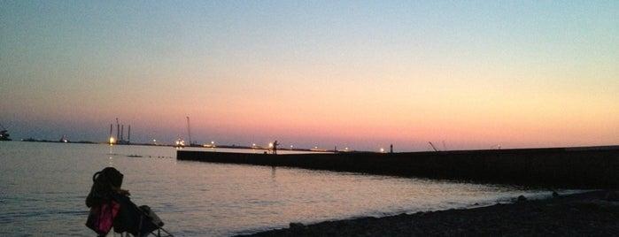 Приморская набережная / Seaside Embankment is one of Сочинские места.