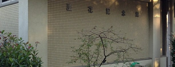 蘆花記念館 is one of Jpn_Museums2.