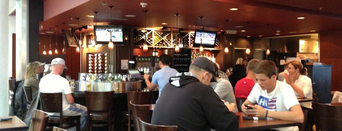 Shula's Bar and Grill is one of places.