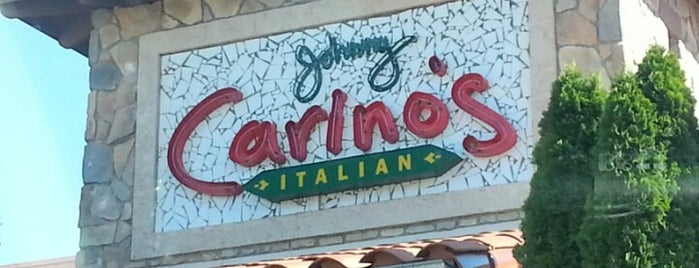 Carino's Italian Restaurant is one of Top dinner spots in Pigeon Forge, TN.
