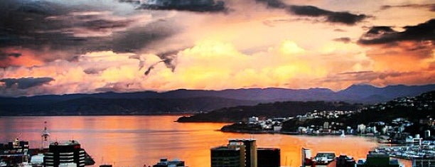 Wellington is one of World Capitals.