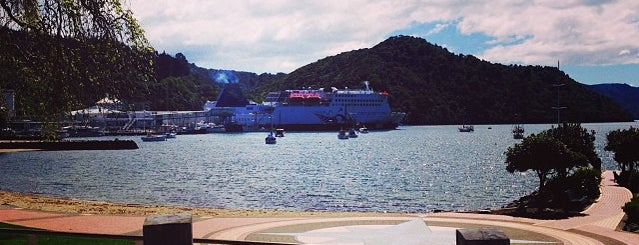Marlborough Sounds is one of NZ to go.