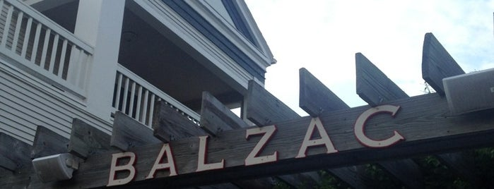 Balzac is one of The 15 Best Places for Wine in Milwaukee.