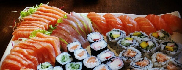 Nakoo Sushi is one of Bares & Restaurantes.