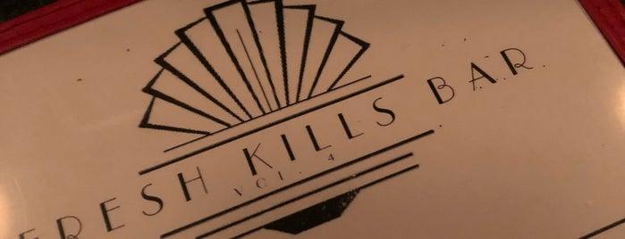 Fresh Kills Bar is one of Date Spots.