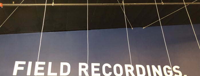 Field Recordings. is one of Beyond the Peninsula.