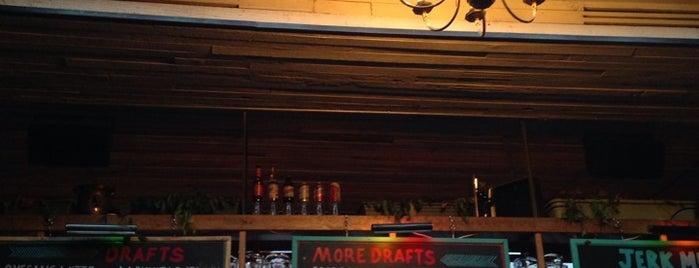 Battery Harris is one of Brooklyn Beer Book 2014: 5 Upper Brooklyn.