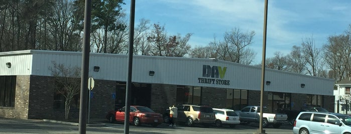 DAV Thrift Store is one of Peninsula Thrift Stores.