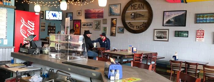Pelon's Baja Grill is one of Must-visit Food in Norfolk.