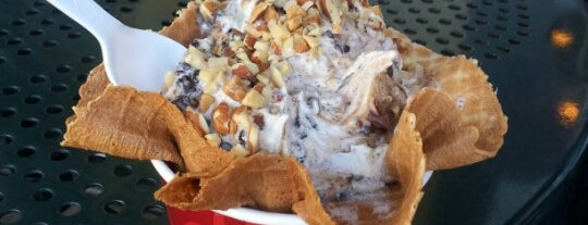 Cold Stone Creamery is one of Ice Cream! Only!.