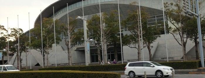 Makuhari Event Hall is one of ライブ、イベント会場.